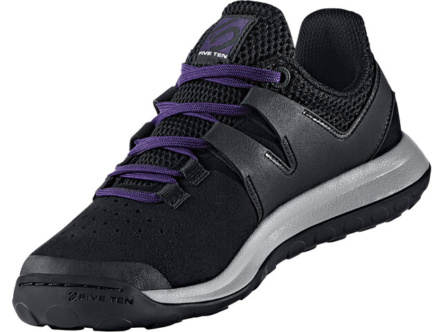 adidas Five Ten Access Leather Chaussures Femme, black